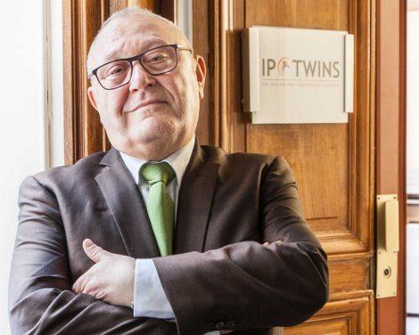 Sylvain Hirsch, président fondateur d'IP Twins